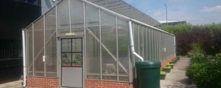 Introduction to the GroWell Sheffield Hydroponic Greenhouse