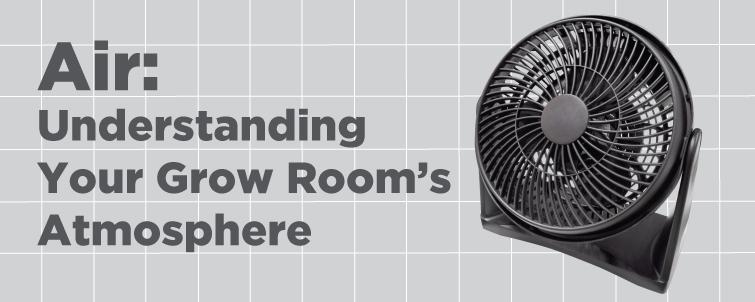 Air - Your Grow Room's Atmosphere