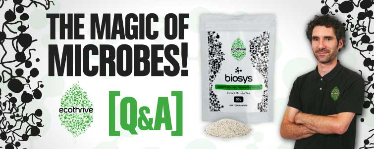 Ecothrive Biosys - The Magic of Microbes! [Q&A]