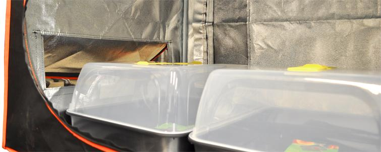 [Grow Tents] How to Make Space!