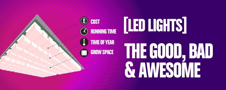 LEDs – The Good, The Bad, The Awesome