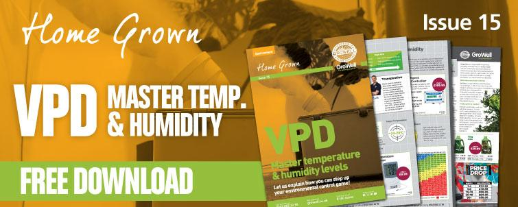 VPD - Master Temperature & Humidity Levels [Issue 15]