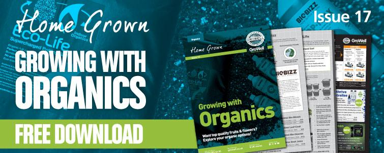Growing with Organics [Issue 17]