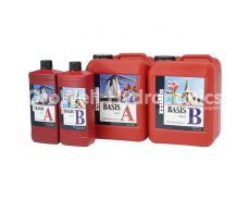 Mills Nutrients Basis A&B 5 Litre