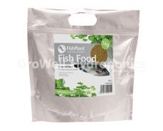 FishPlant Fish Food - Growth Feed - 1kg