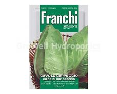 Franchi Seeds 1783 Cabbage Cuor Di Bue Grosso Seeds