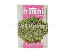 Franchi Seeds 1783 Thyme of Provence Seeds