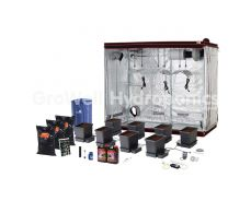 Complete Self-Sufficiency Hydro Indoor Grow Kit