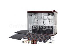Complete Self-Sufficiency Soil Indoor Grow Kit