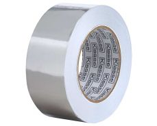 Roll of Silver Duct Tape - 50m