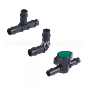 13mm Barbed Irrigation Fittings