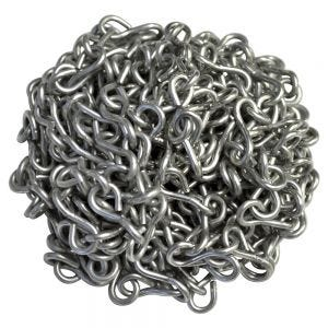 5 metres of chain