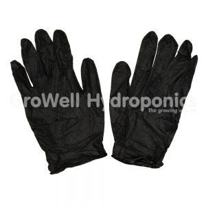 Black Nitrile Gloves - Pair