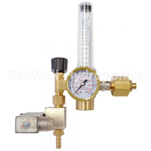 CO2 Bottled Gas Regulator