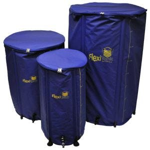 FlexiTank Collapsible Water Butts