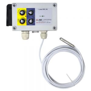 GSE Water Irrigation Timer 8A