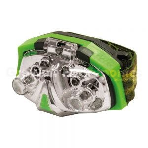 Green Light Head Lamp