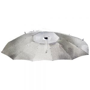 Silver Parabolic Reflector only