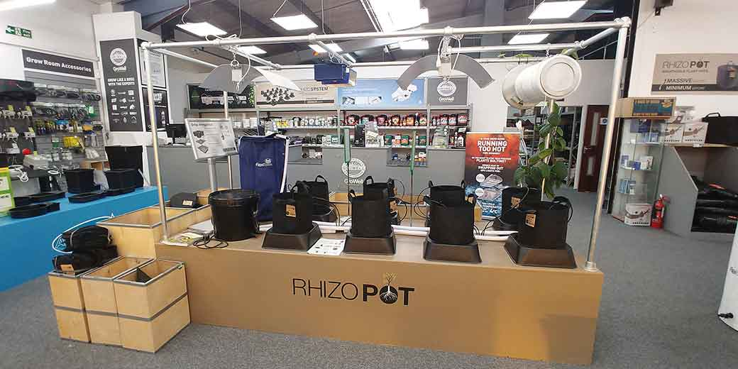 Rhizosystem Display