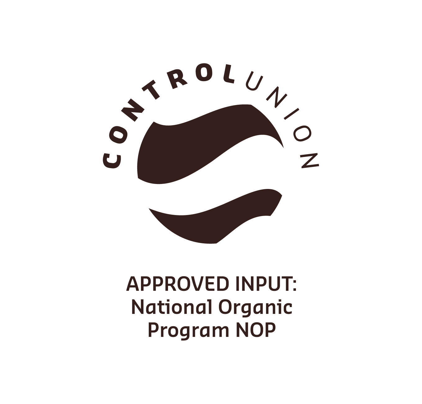 Control Union Certifications: National Organic Program (NOP) Input