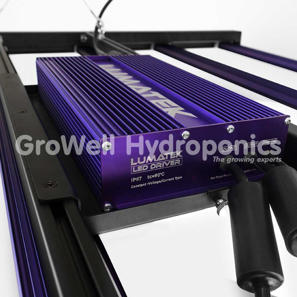 Lumatek Zeus 600W Pro LED Grow Light Driver