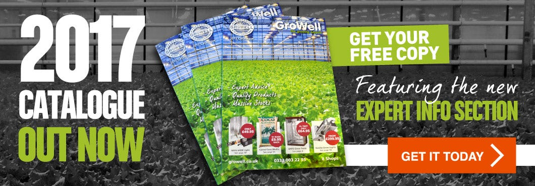 New GroWell Catalogue Out Now - Get yours today!