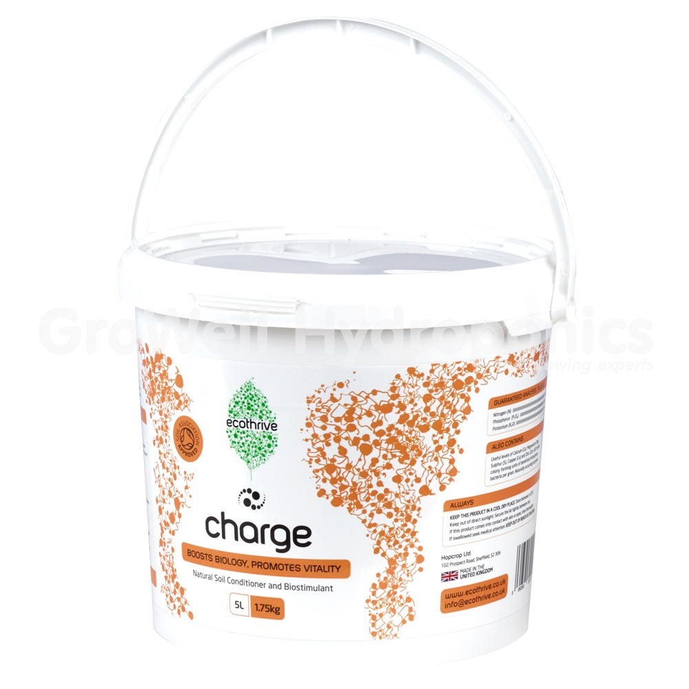 1 X 5L Ecothrive Charge