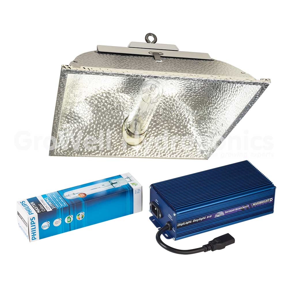 1 x 315W Maxibright Focus CDM Light (930 Lamp)