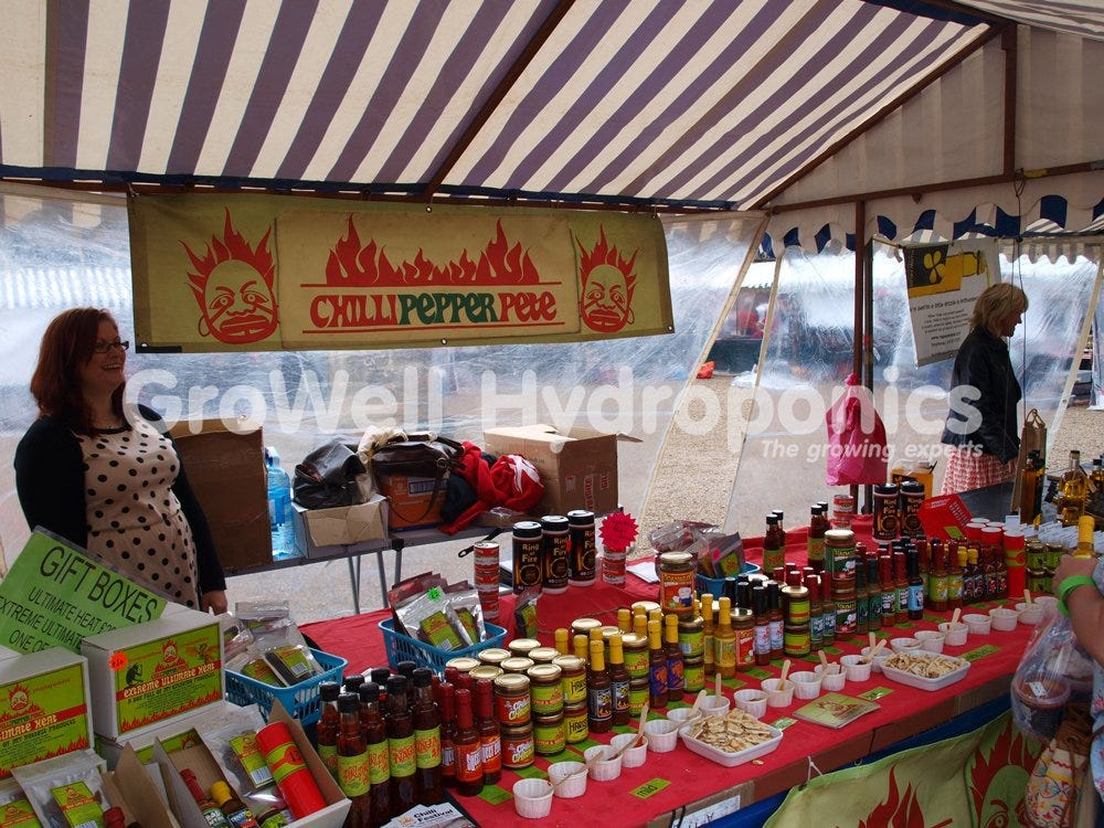North East Chilli Festivak