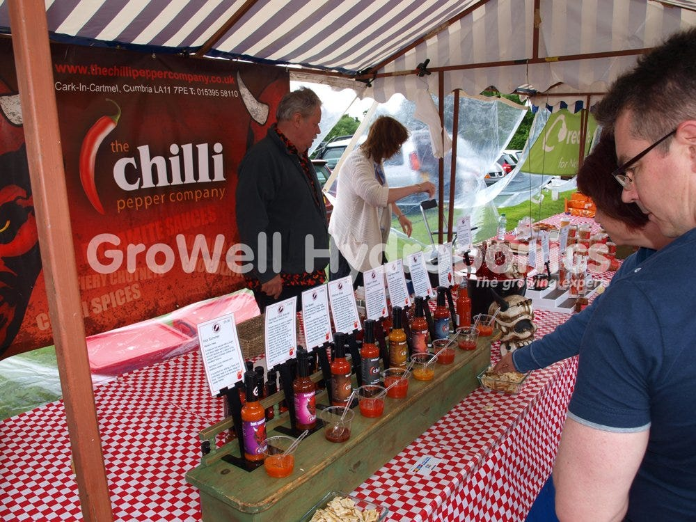 North East Chilli Festival